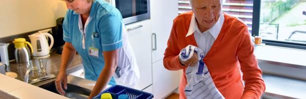 Ouderen betrekken bij dagelijkse routines